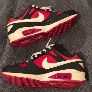 Pink/Grey Nike Air Max Colisuem